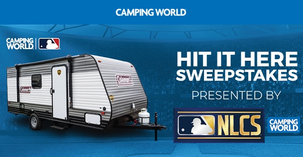 Camping World RV Sweepstakes