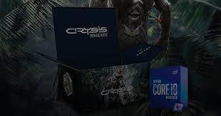 Crysis Influencer Kit Sweepstakes