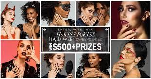 HoKISS PoKISS $500 Halloween Giveaway