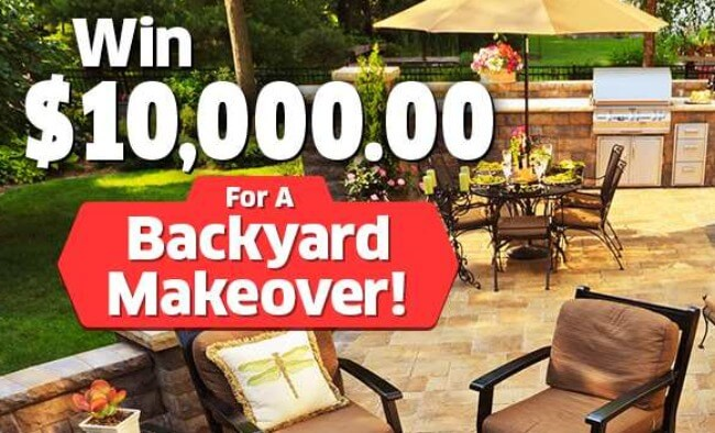 PCH Backyard Makeover Giveaway