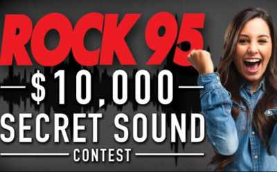 Rock 95 Secret Sound Contest