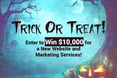 Studio MFP $10,000 Spooky Services Giveaway