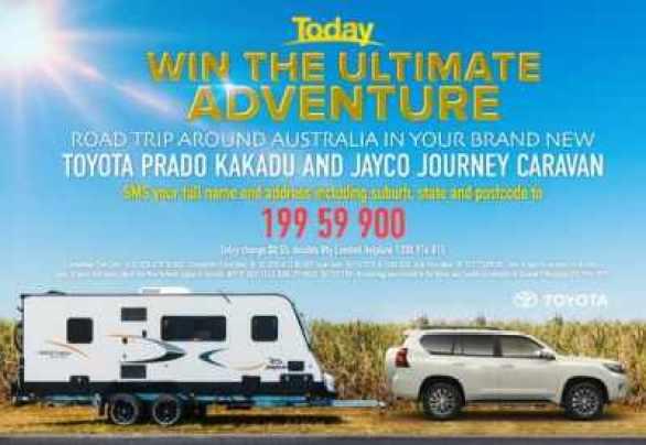 Today Show Caravan Competition