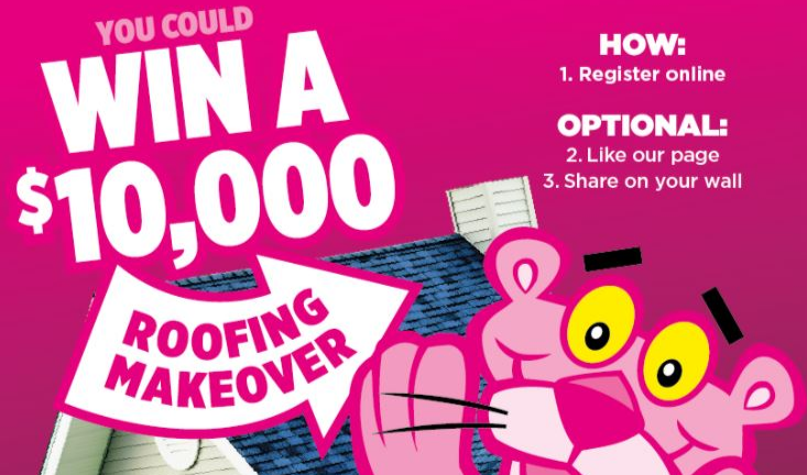 Owens Corning Fall Roofing Contest