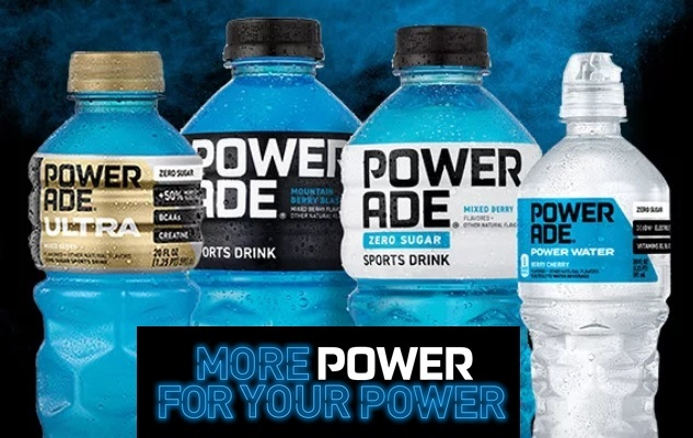 Powerade Instant Win Game