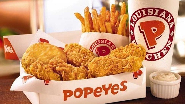 Tell Popeyes Feedback in Customer Satisfaction Survey