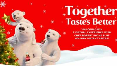 Coca Cola Holiday Instant Win Sweepstakes