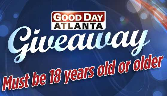 Fox 5 Good Day Atlanta Giveaway 2020