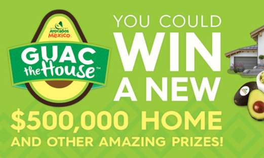 Guac The House Sweepstakes