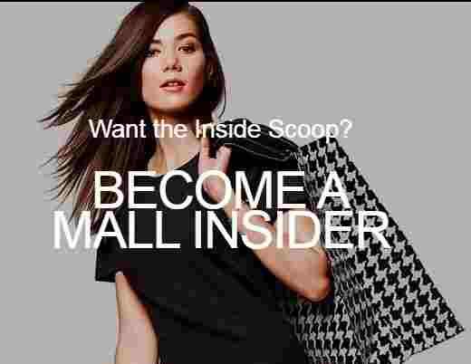 Simon Malls $1,000 Shopping Spree Sweepstakes