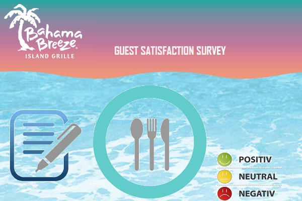 Bahama Breeze Survey