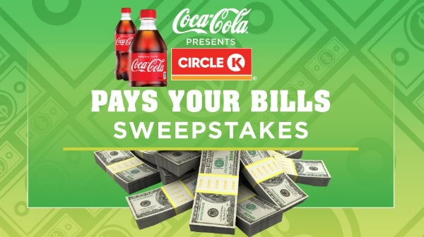 Circle K Pay Your Bills Sweepstakes