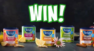 Tetley Tea Canada Contest