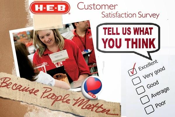 H-E-B Survey Sweepstakes