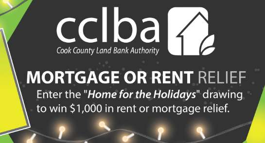 Cook County Land Bank Home Giveaway