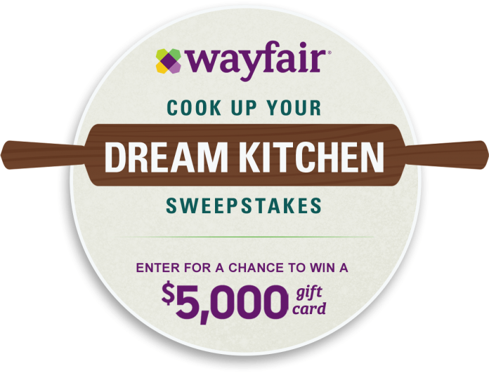 Food Network Cook Up Your Dream Kitchen Sweepstakes 2021