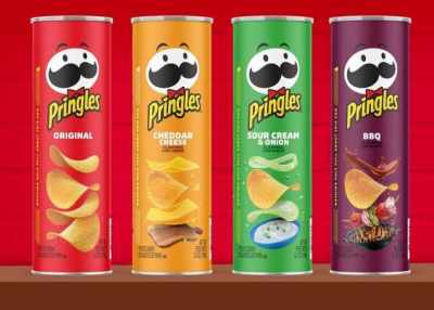 Pringles Glow Up Sweepstakes