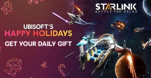 Ubisoft Holiday Giveaway