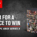 UFC Custom XBOX Series X Giveaway