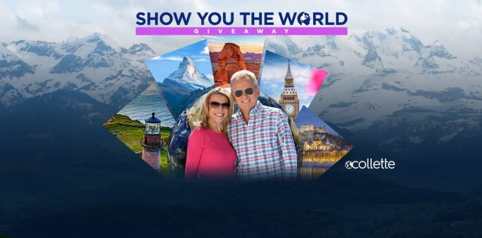 Wheel Of Fortune Collette Sweepstakes 2021