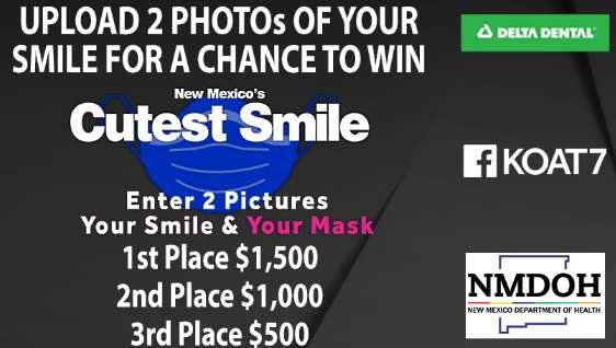 Koat Cutest Smile Contest 2021