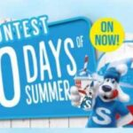 Slush Puppie 120 Days of Summer Contest