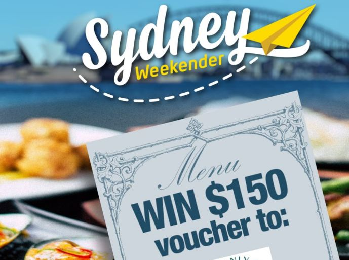 Sydney Weekender Competition 2021