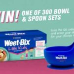 Weet-Bix Little Kids Essentials Bowl Competition