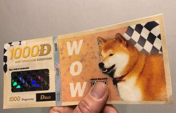 Coinbase Dogecoin Sweepstakes Giveaway 2021