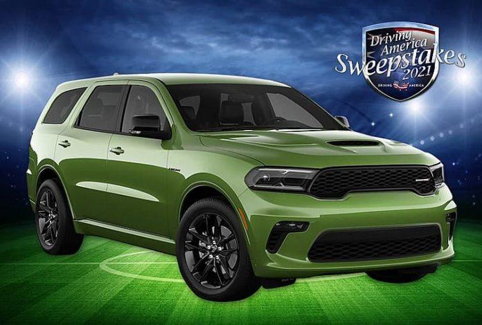 Kwik Fill Driving America Sweepstakes 2021
