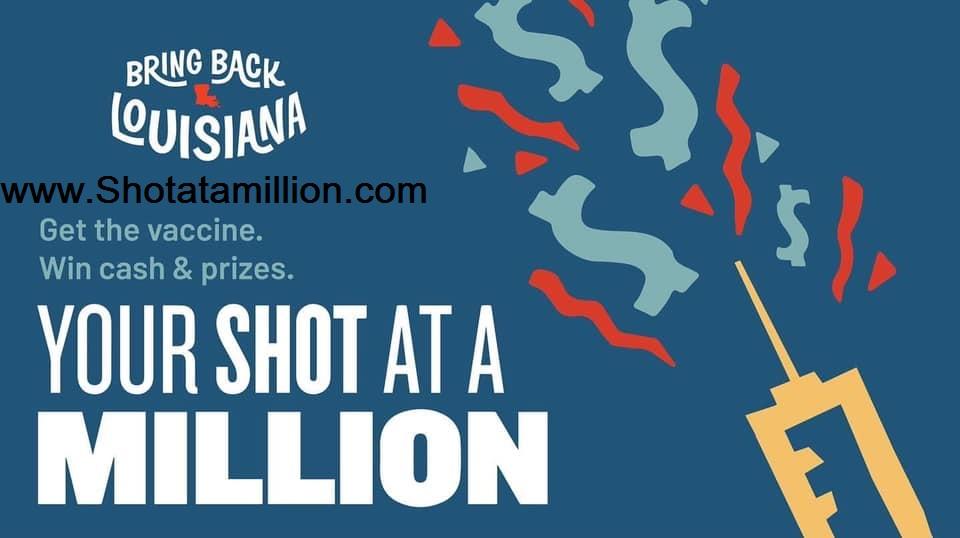 Louisiana Shot At A Million Giveaway