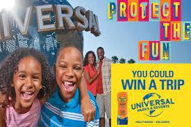 Banana Boat Protect The Fun Sweepstakes 2021