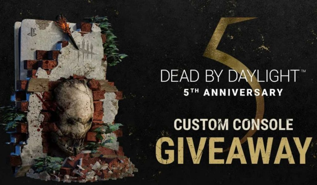 Dead By Daylight PS5 Giveaway