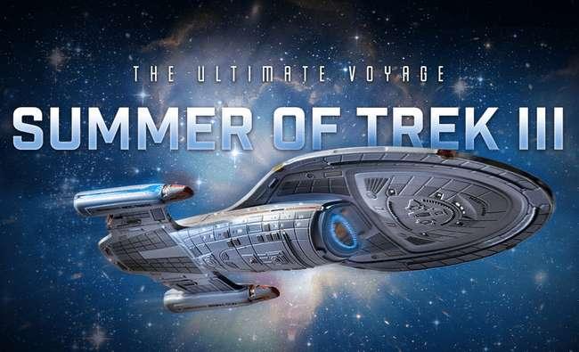 Eaglemoss Summer of Trek Sweepstakes