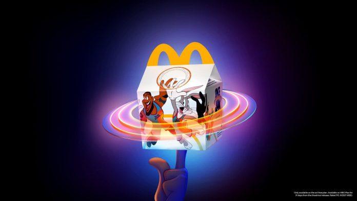 McDonald's Space Jam Sweepstakes 2021