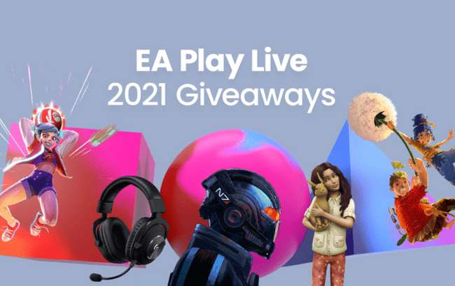 Playr.gg EA Play Live Giveaway Secret Code