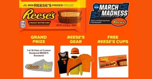 Team Reeses Instant Win Game