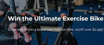 1440 Media's Exercise Bike Giveaway