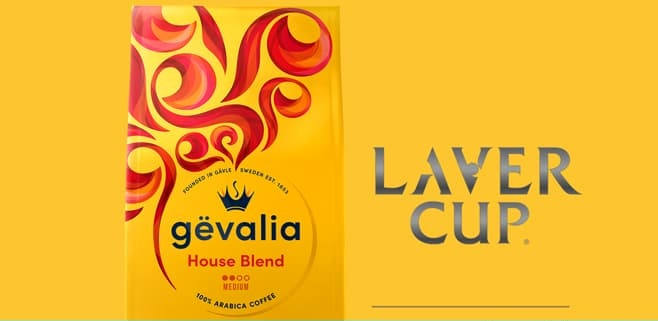 Gevalia Laver Cup Sweepstakes 2021