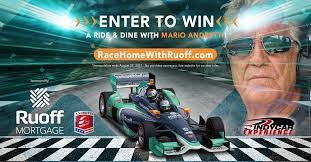 Ruoff Mortgage Ride & Dine with Mario Sweepstakes
