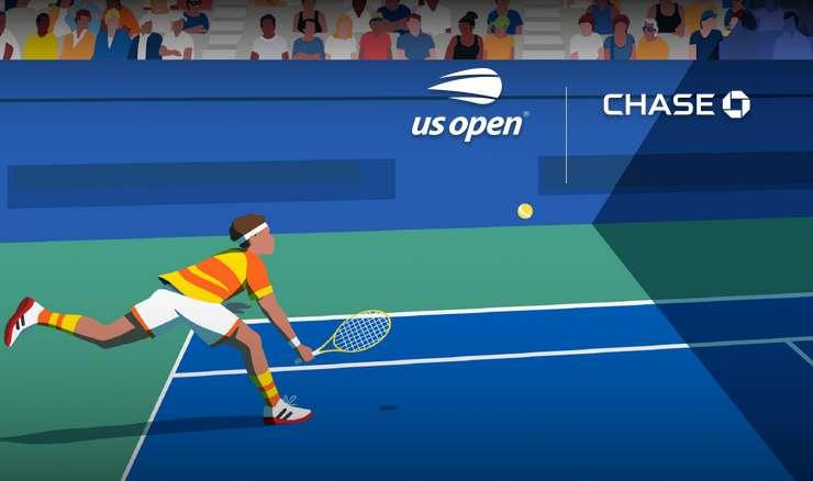 Chase US Open Sweepstakes