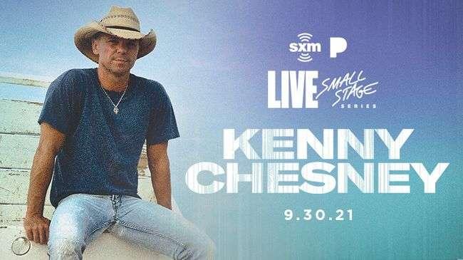 SiriusXM Kenny Chesney Contest 2021